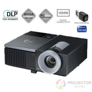 Dell 4320 (4,300 lm / WXGA)