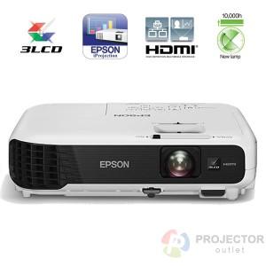 EPSON EB-W04 (3000 lm / WXGA)