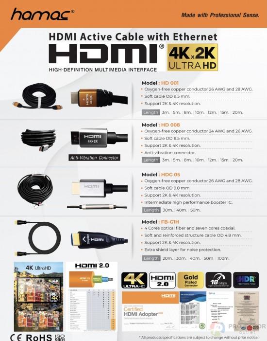 HAMAC HDMI