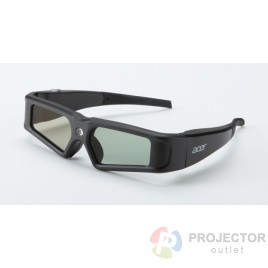 Acer 3D Glasses E2B(Black)